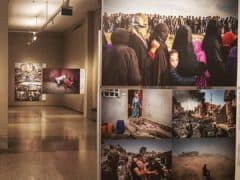 World Press Photo Exhibition at the Landesmuseum Zurich