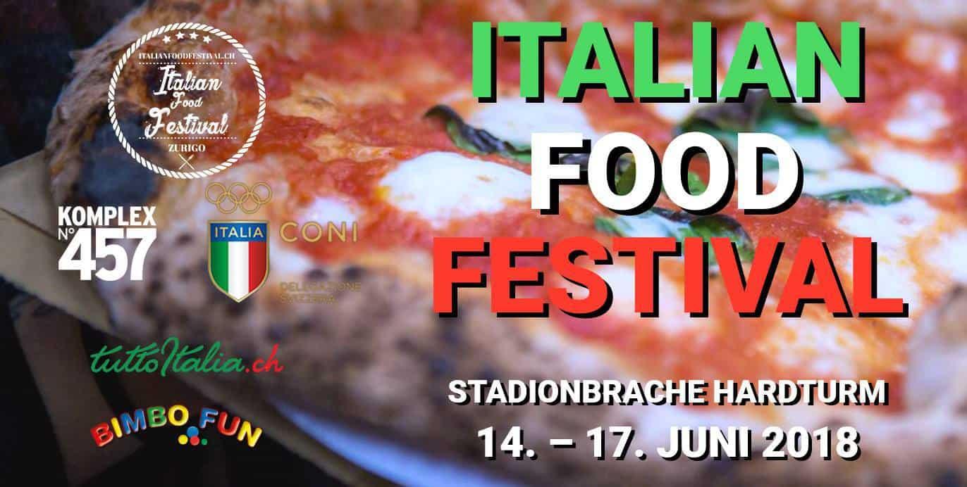 Italian Street Food Festival Zurich