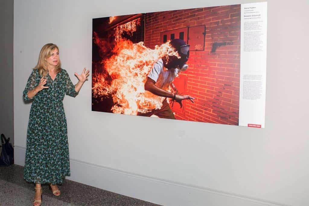 World Press Photo Exhibition at Landesmuseum Zurich