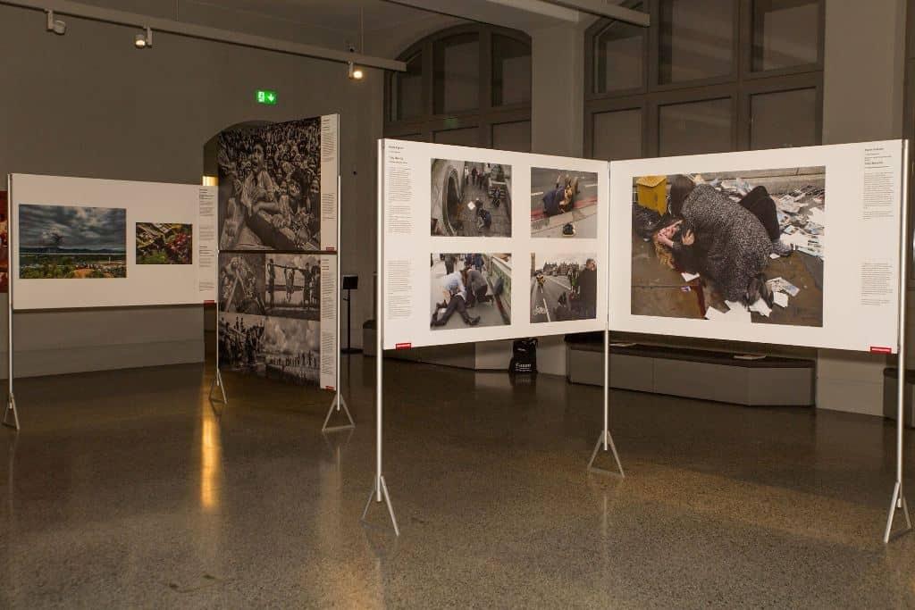World Press Photo Exhibition at the Landesmuseum Zurich