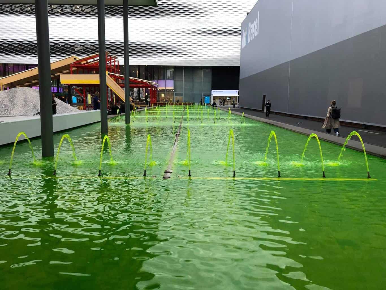 International Art Fair in Basel