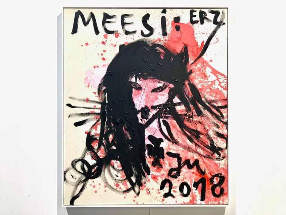 Paintings at Art Basel 2018