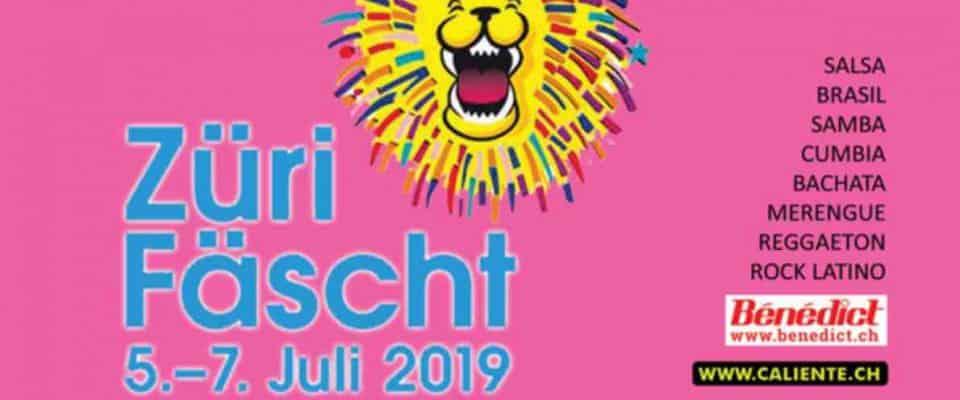 Caliente! Latin American Music Festival Zurich