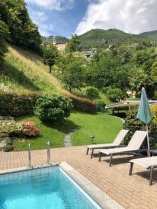 Spa at the Hotel Belvedere Locarno