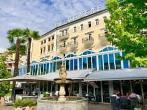 Hotel Belvedere Locarno Ticino