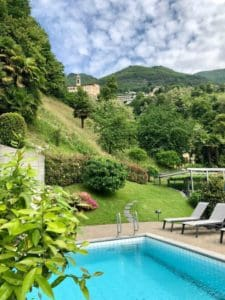 A lovely stay at Hotel Belvedere Locarno