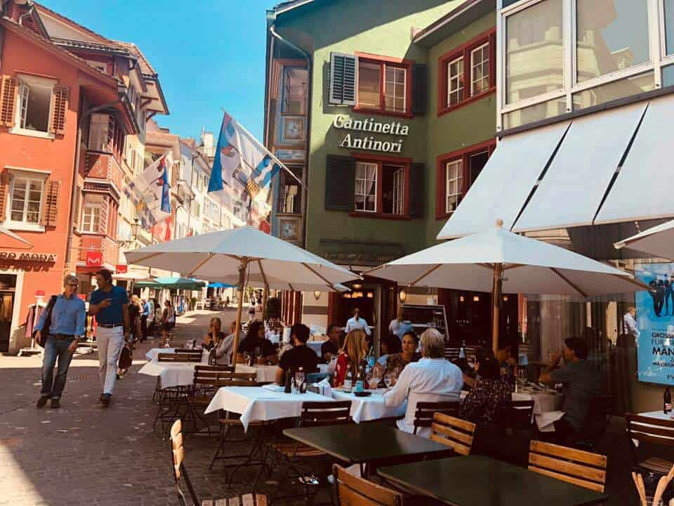 What's On in Zurich Mid July 2018 Onwards