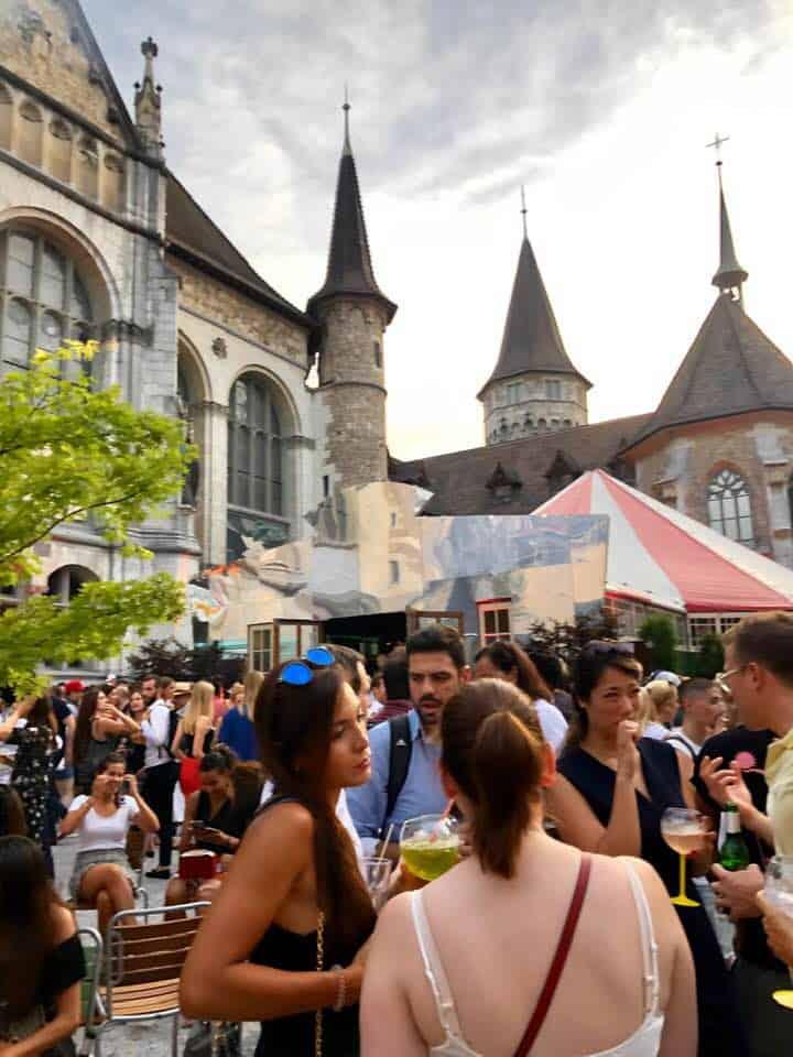 ndfunk fm radio festival Zurich Switzerland