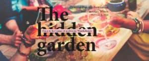Hidden Garden Oriental Pop Up Restaurant Zurich