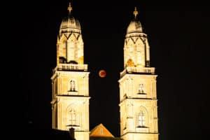 Blood Moon - Longest Lunar Eclipse of 21st Century