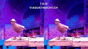 """The """"Viadukt Night"""" Zurich"""