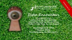 Close encounters ZCC play Zurich