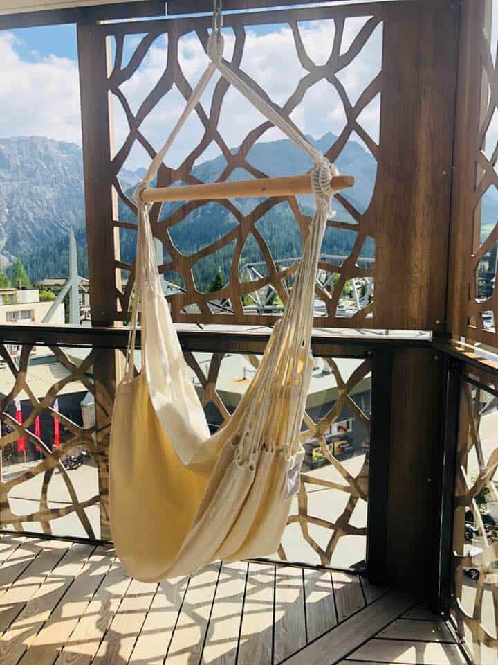Modern Alpine Chic at the Hotel Valsana in Arosa