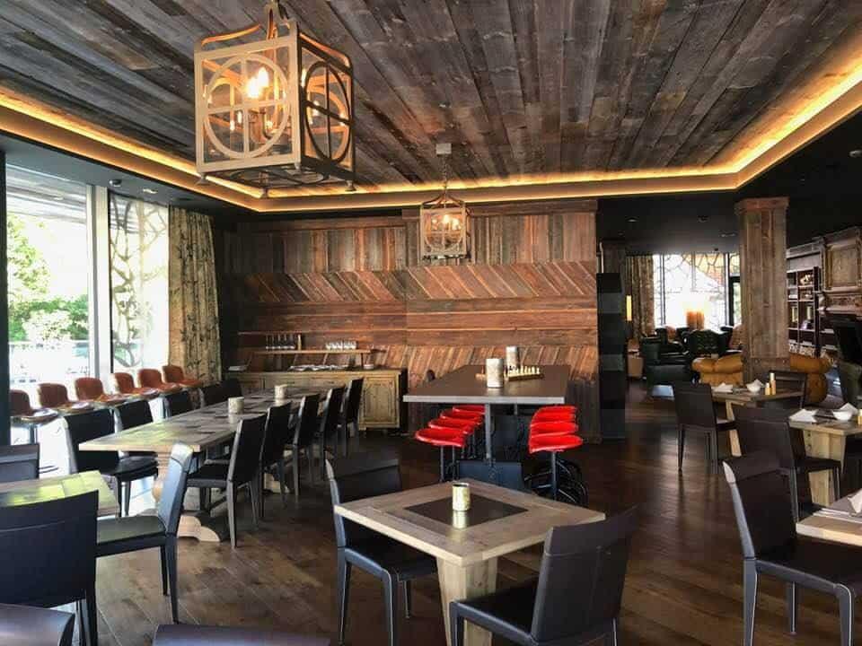 Twist Restaurant Hotel Valsana Arosa