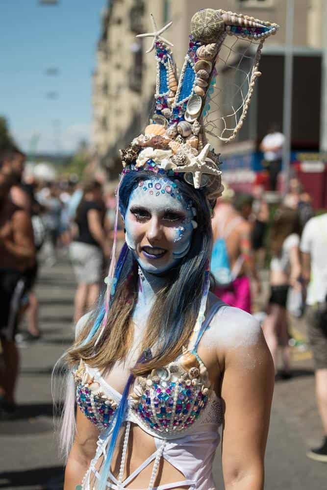 Street Parade 2018 Culture of Tolerance