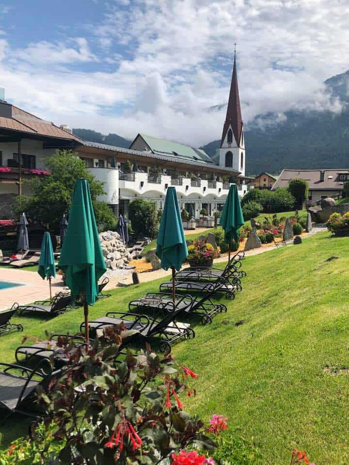 Realaxation and Wellness at Hotel Klosterbraü & Spa Austria
