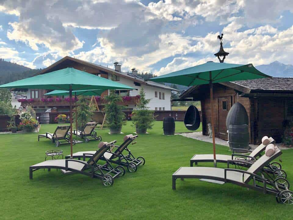 Relaxation and Wellness at Hotel Klosterbraü & Spa Austria