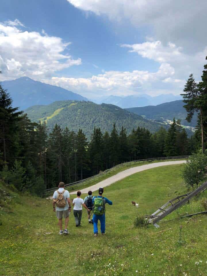 Hiking at Hotel Klosterbraü & Spa Austria
