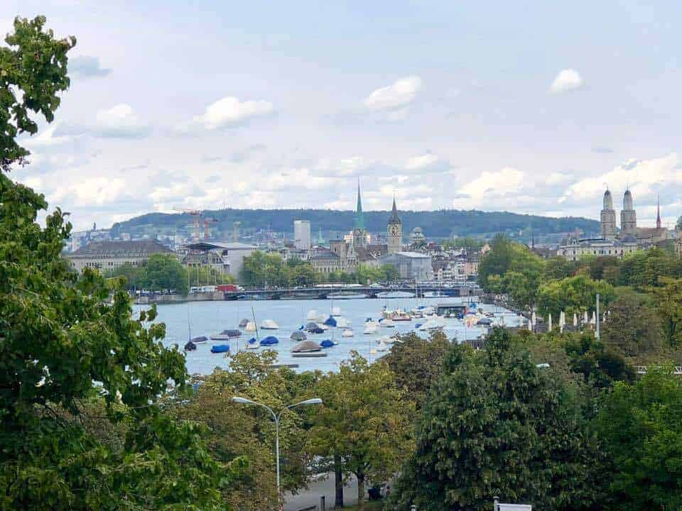 What's On in Zurich End August 2018 Early September