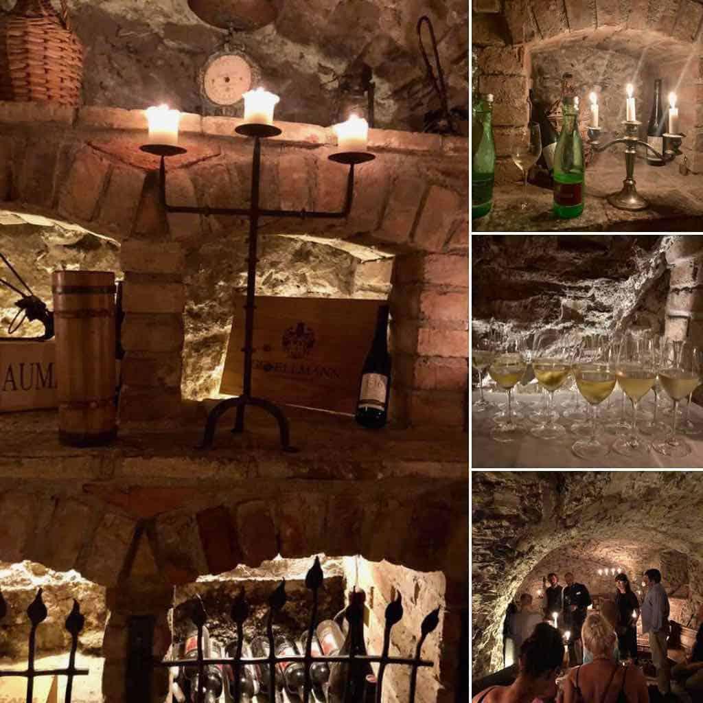 Cellars at Hotel Klosterbraü & Spa Austria
