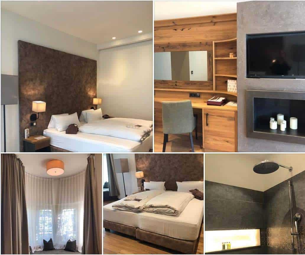 Bedroom at Hotel Klosterbraü & Spa, Seefeld Austria