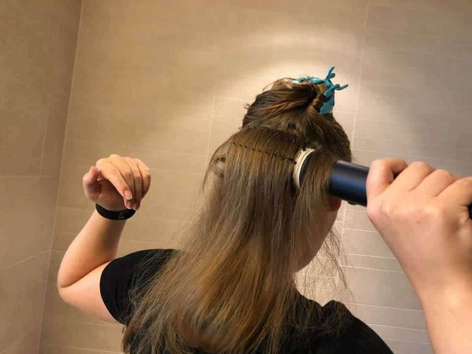 Review of Babyliss AS500E Hot Air Brush Digital Sensor