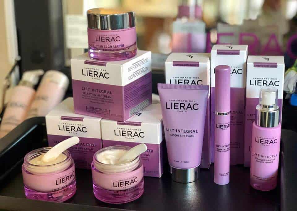 Lierac Lift Inegral firming creams
