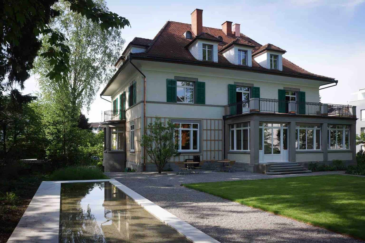 Sophisticated B&B at Signau Haus and Garden