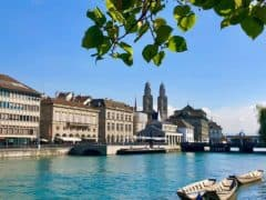 What's On In Zurich End of May Early June 2019
