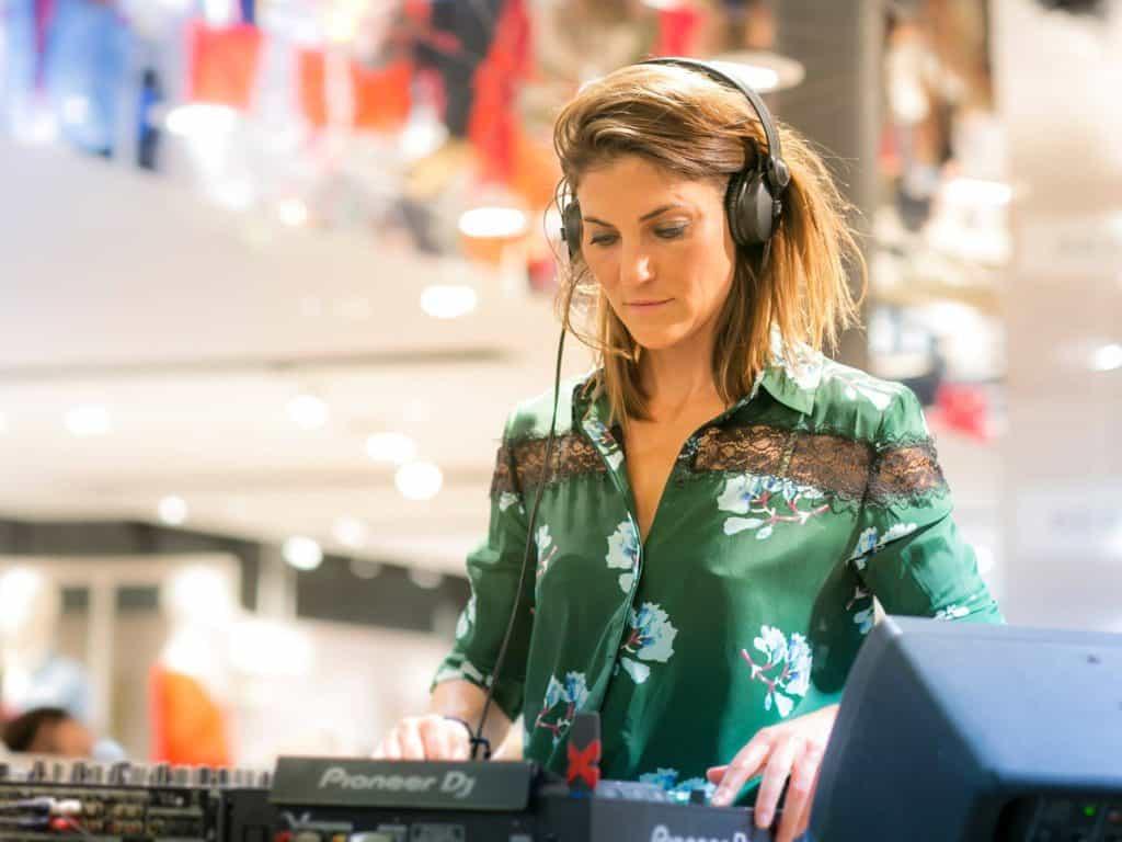 Annina Frey DJ at PKZ