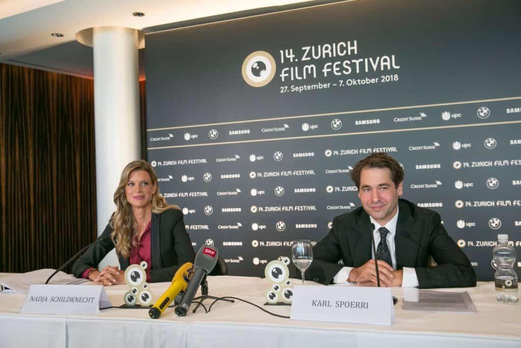 Zurich Film Festival 2018 - ZFF 2018