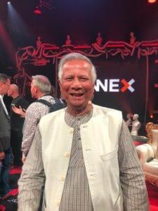 Mohammad Yunus GENNEX Zurich 2018