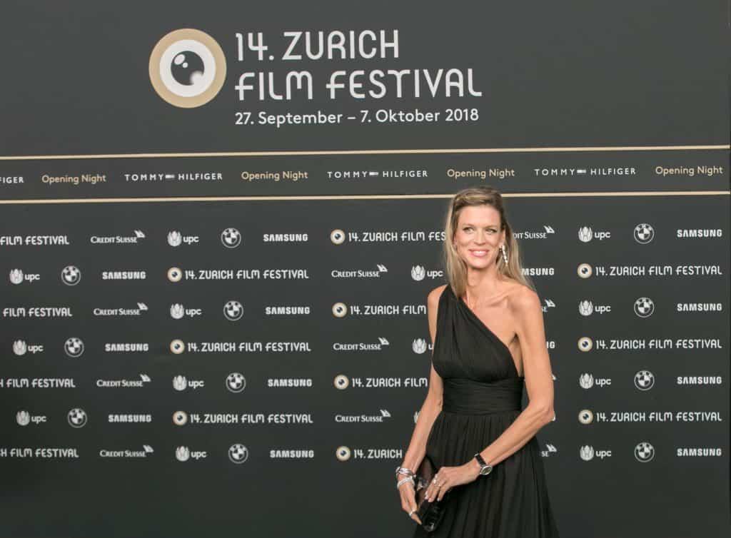 Nadja Schildknecht Zurich Film Festival 2018