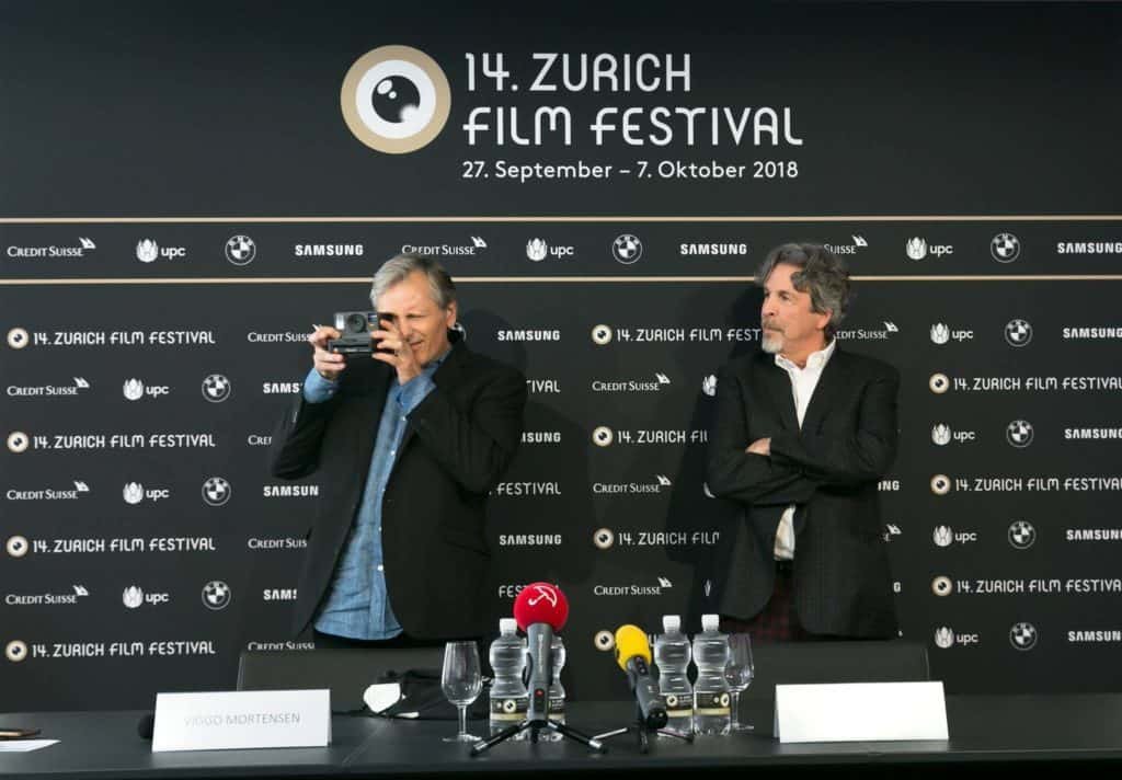 Viggo Mortensen Green Book Zurich Film Festival