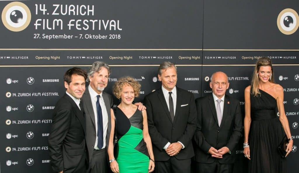 Zurich Film Festival Opening Night
