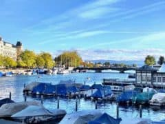 What's On in Zurich End September Early October 2018