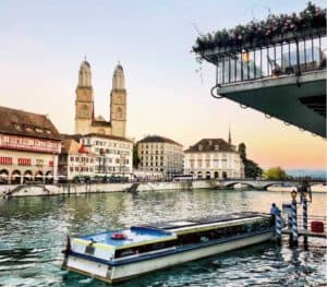 What's On In Zurich End of September 2018