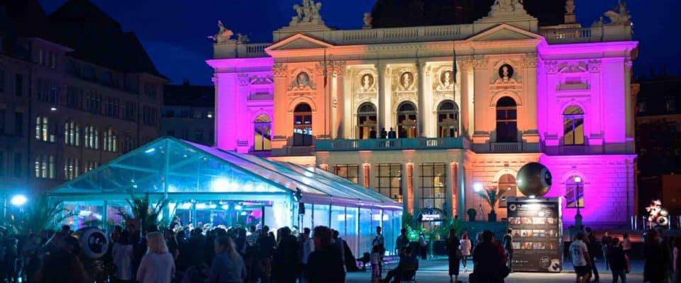 Zurich Film Festival Award Ceremony at Opera House Zurich