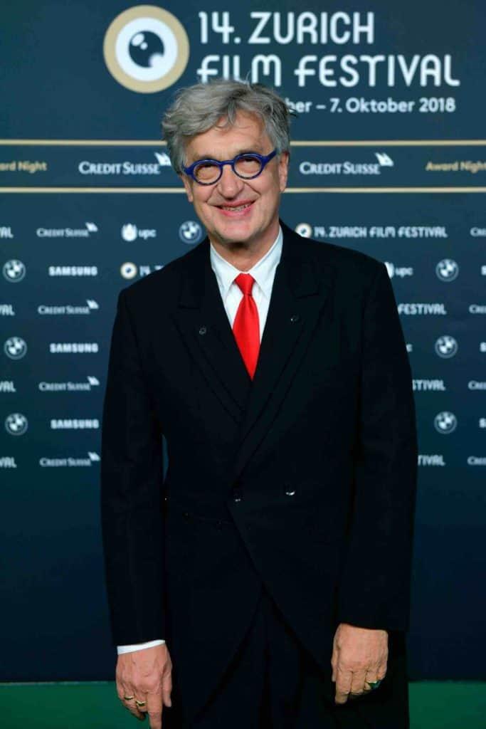 Wim Wenders Zurich film festival 2018