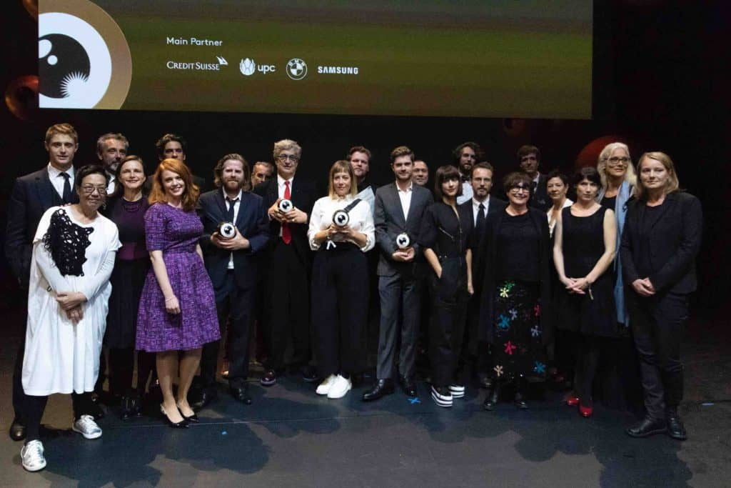 Zurich Film Festival Award Winners 2018