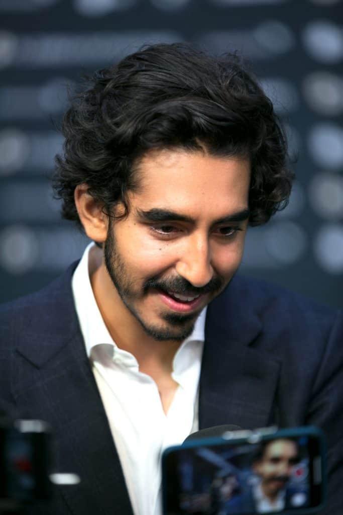 Dev Patel at Zurich Film Festival