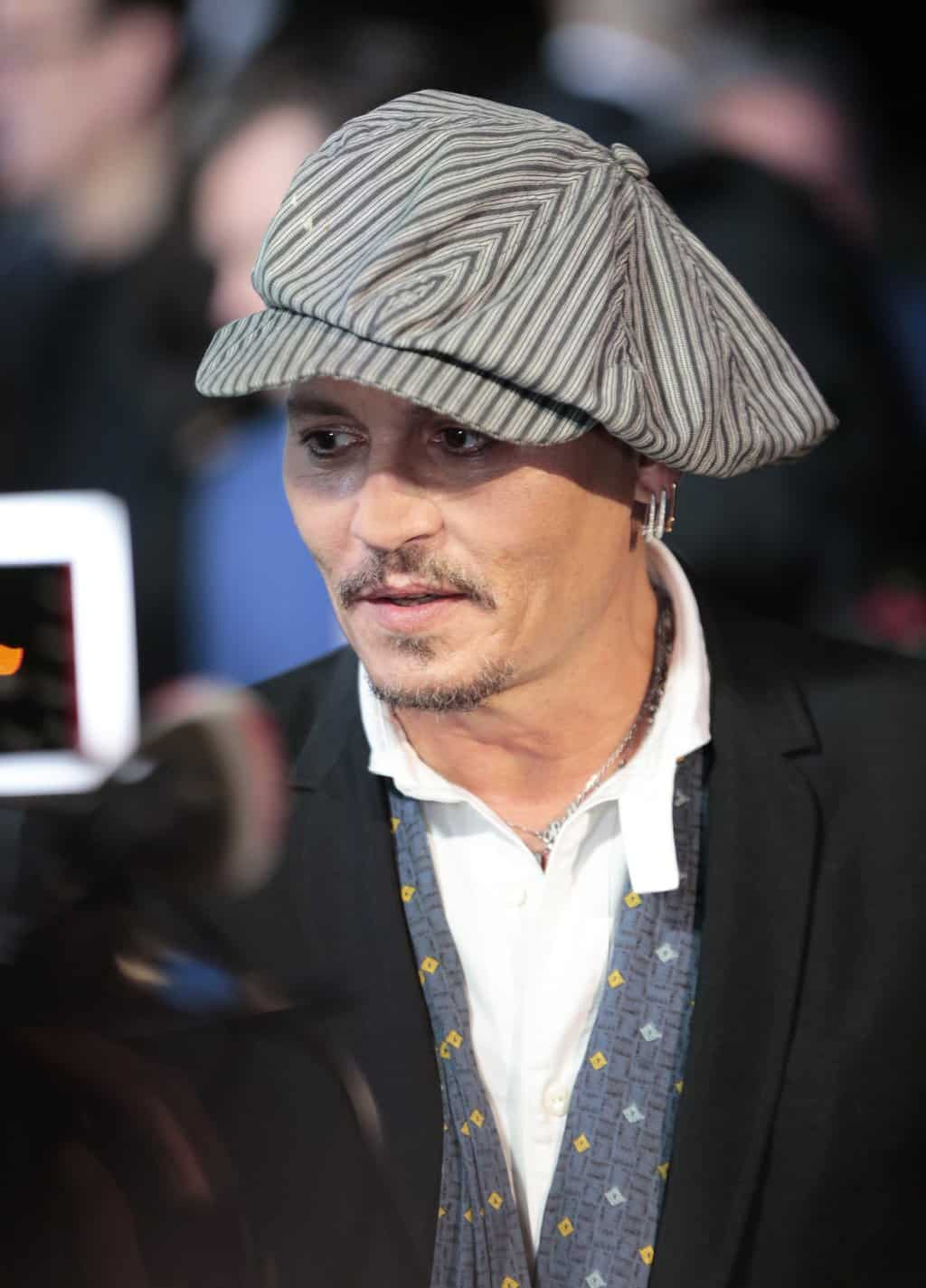 Johnny Depp Zurich Film Festival - NewinZurich - Your Guide To ... 2814684f191
