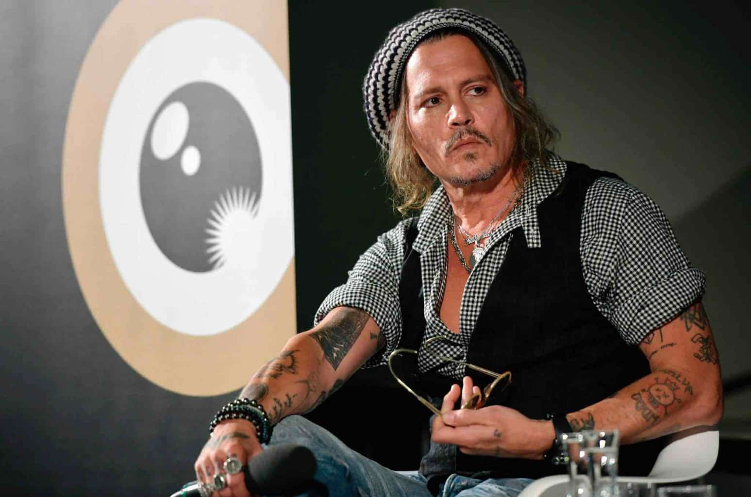 Johnny Depp Zurich Film Festival