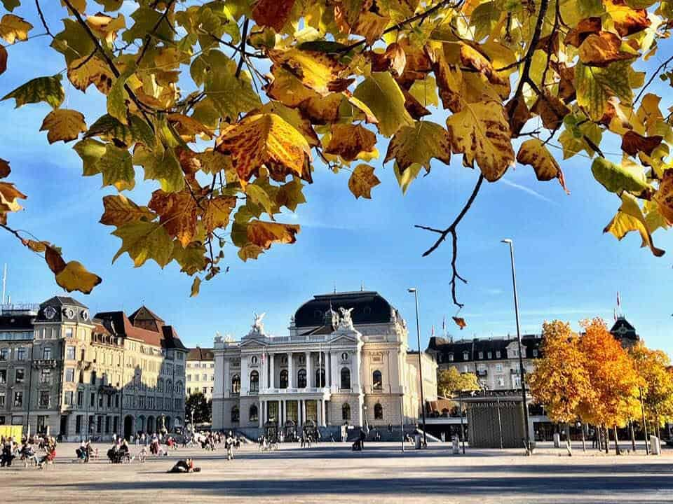 What's On in Zurich End of October Early November 2018