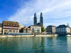 What's On in Zurich Mid October 2018 Onwards