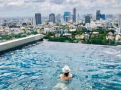 One Luxurious Night in Bangkok at the 137 Pillars Suites