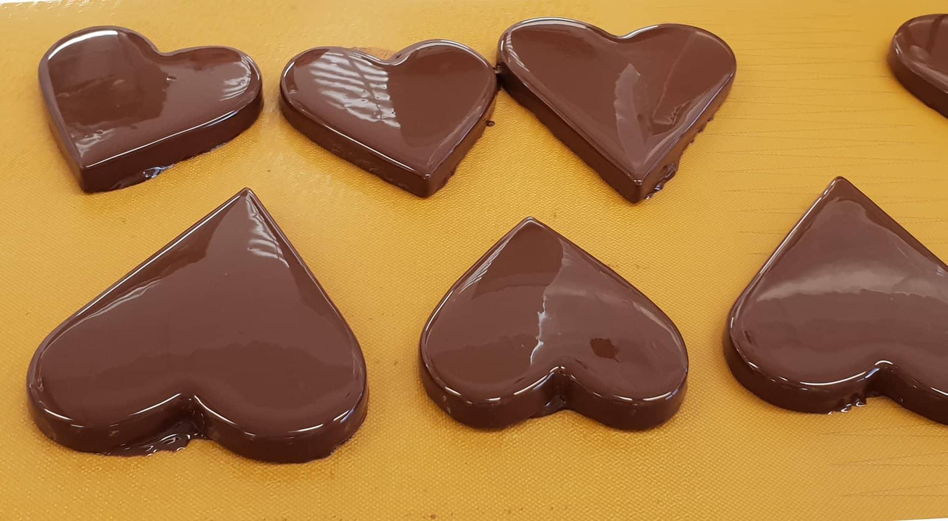Behind the Scenes at Honold's Chocolate Atelier Küsnacht