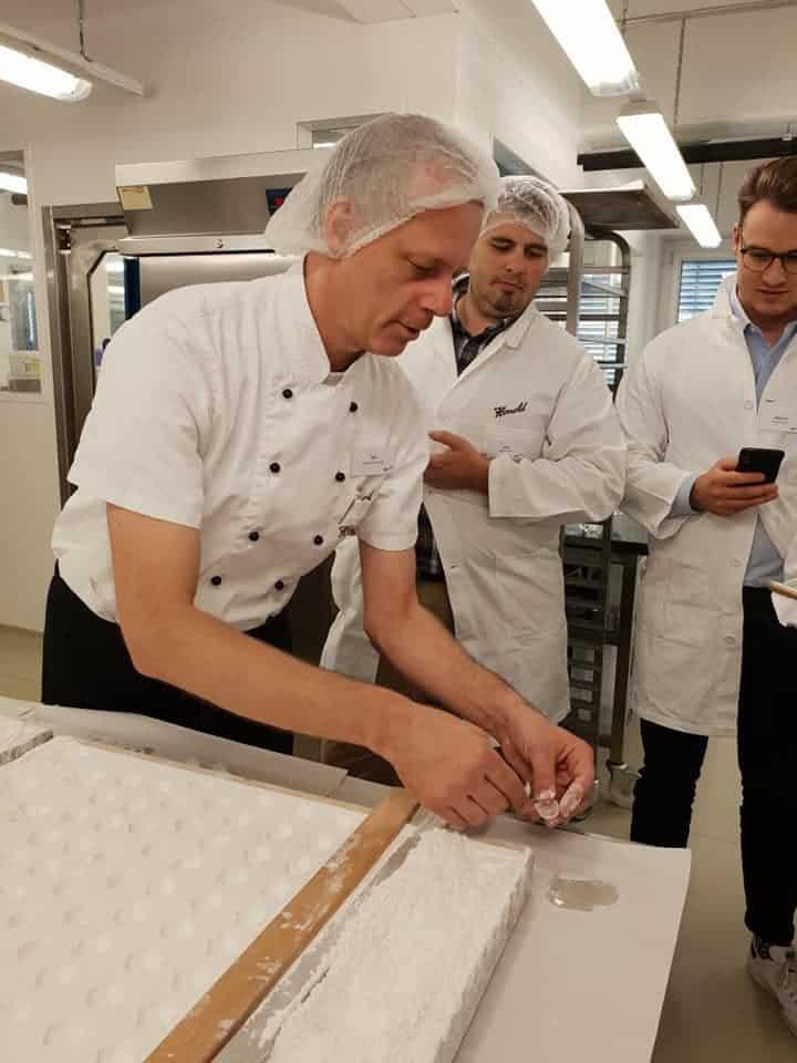 Behind the Scenes at Honold's Chocolate Atelier Küsnacht Ivo Judd