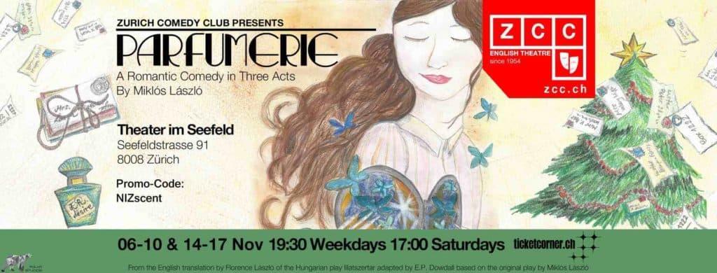 Parfumerie by Zurich Comedy Club