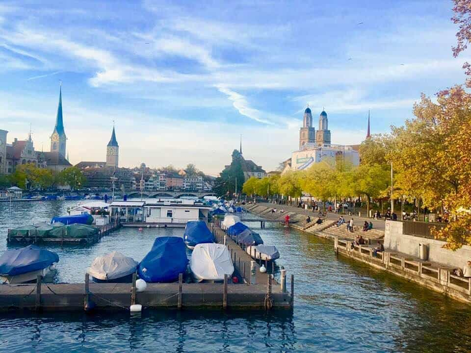 What's On in Zurich End of October 2018 Onwards